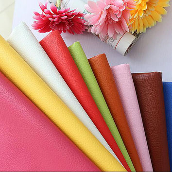 50x68cm DIY Faux Leather Fabric For Furniture Pu Artificial Material Chair Holographic Shoes Cloth Fake Leatherette Fabric Telas