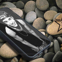 justin bieber smile iPhone Case, iPhone 4/4S, 5/5S, 5c, Samsung S3, S4 Case, Hard Plastic and Rubber Case By Dsign Star 08