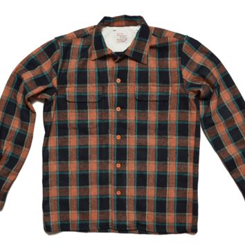 Levis Vintage Clothing Peanut Deluxe Check Shirt