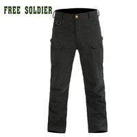 FREE SOLDIER cotton tactical hiking pants fishing camping outdoor pants male men tactical pants