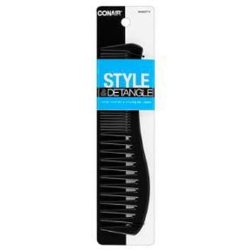 CONAIR Wide Tooth Comb 1pk.