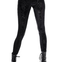 Burn Baby Burn Leggings [B]