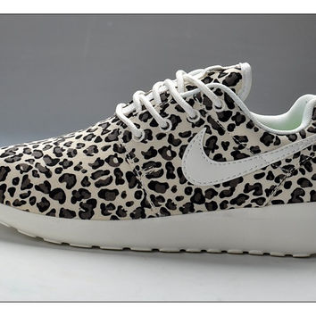 n085 - Nike Roshe Run (Leopard Prints from shopzaping.com  1d490369a8