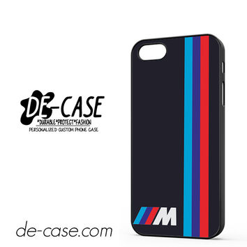 Bmw M Sport DEAL-1980 Apple Phonecase Cover For Iphone 5 / Iphone 5S