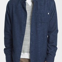 Men's Obey 'Jones' Twill Flannel Shirt