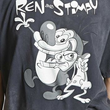 Ren & Stimpy Graphic Tee