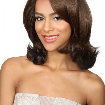 Bobbi Boss MLF 81 Rosewood Synthetic Lace Front Wig