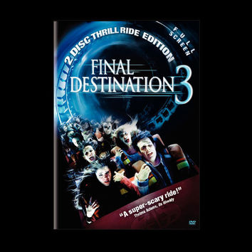 (DVD) Final Destination 3