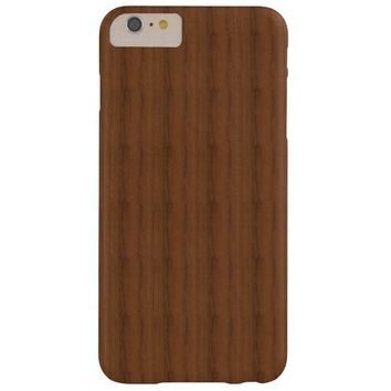 Melamine Wood Pattern iPhone 6 Plus Case