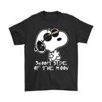DCCKON7 Joe Cool Snoopy Side Of The Moon Pink Floyd Shirts