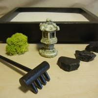 Special-Small Zen Garden with Pagoda- DIY Kit
