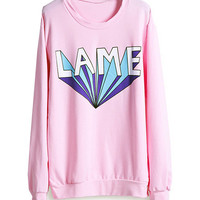 Lame Sweatshirt