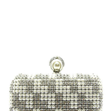 Rhinestone Encrusted Clutch