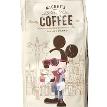 Disney Mickey's Coffee French Vanilla Roast 12oz. New Sealed