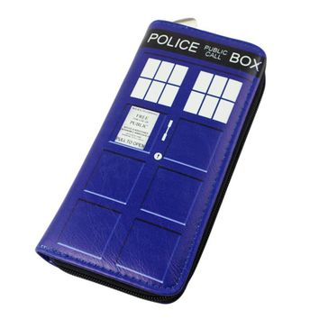 2017 New Arrival Long Wallet Doctor Who /The Adventure Time /The Nightmare/ Dragon Ball/Mario And the Winter is Coming Pures