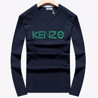 Kenzo Fashion Casual Top Sweater Pullover-3