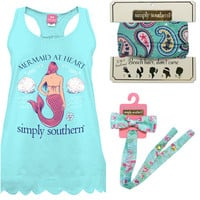 Simply Southern Mermaid Selection