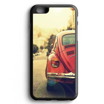 Custom Case Red Volkswagen Old for iPhone Case & Samsung Case