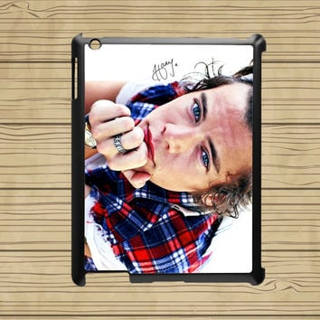 ipad air case,cute ipad air cover,cute ipad mini case,ipad 2 case,ipad 3 case,ipad 4 case,ipad mini case--Harry Styles,in plastic.