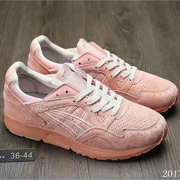 ASICS GEL LYTE Running shoes Sport Casual Shoes Sneakers Pink-1