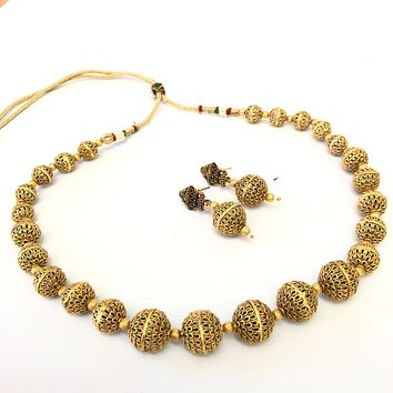 Antique Gold Set