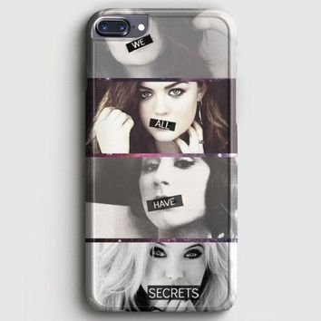 Pretty Little Liars iPhone 8 Plus Case | casescraft