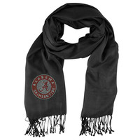 Alabama Crimson Tide NCAA Black Pashi Fan Scarf