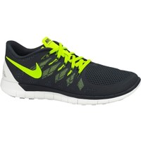 Nike Men's Free 5.0 Running Shoe - Black/Volt | DICK'S Sporting Goods