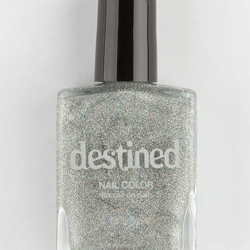 Destined Nail Color Silver Lining One Size For Women 27398214001