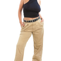 Vintage 90's Casual Friday Pants - L