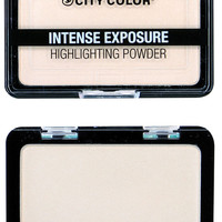 Intense Exposure Highlighting Powder