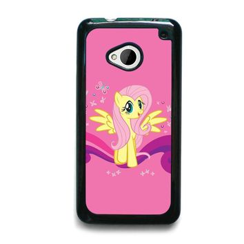 MY LITTLE PONY FLUTTERSHY HTC One M7 Case Cover