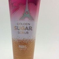 Bath and Body Works Paris Amour Golden Sugar Scrub 8oz. NEW