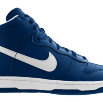 Nike Dunk High (NFL Indianapolis Colts) iD Kids' Shoe