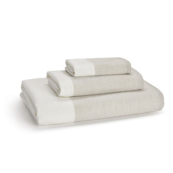 Greenwich Towels S/3 | Linen