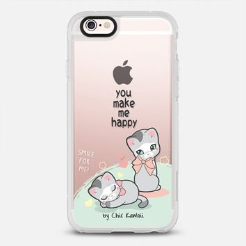 Smile for Me By Chic Kawaii iPhone 6s case by Chic Kawaii | Casetify