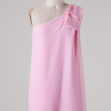 Save the Date Dress - Soft Pink