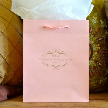 40 Personalized Wedding Welcome Bags For Hotel Guests