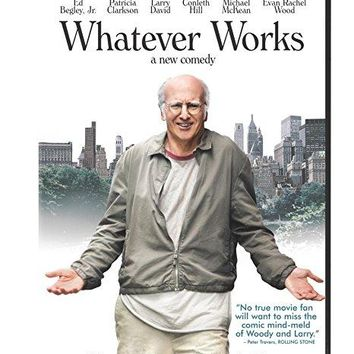 Whatever Works Larry David, Evan Rachel Wood, Henry Cavill, Patricia Clarkson, Jessica Hecht, Ed Begley Jr., Michael McKean, Nicole Patrick, John Gallagher Jr., Conleth Hill