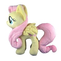 MLP Friendship is Magic Fluttershy 12-Inch Plush - 4th Dimension Entertainment - My Little Pony - Plush at Entertainment Earth