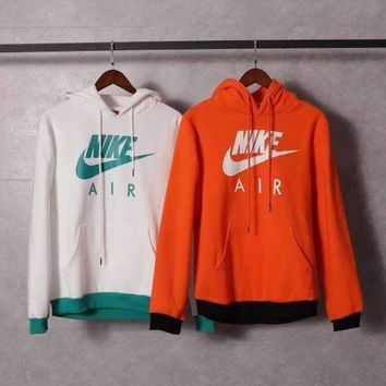 nike air fashion hooded top pullover sweater sweatshirt hoodie