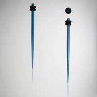 Blue Anodized Taper Set