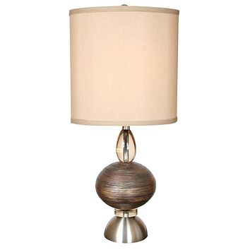 "Van Teal 772872 O'Neal 31"" Table Lamp"