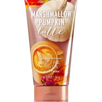 Travel Size Body Cream Marshmallow Pumpkin Latte