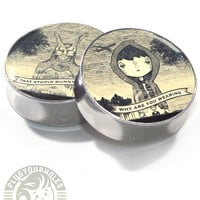 Donnie Darko Illustration Plugs - Image plugs