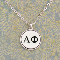 Alpha Phi Necklace - AP56950