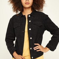 LUCK & TROUBLE MOLLY JACKET BLACK