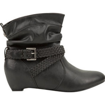 DIVA LOUNGE Vernita Braided Strap Womens Boots 187232100 | boots | Tillys.com
