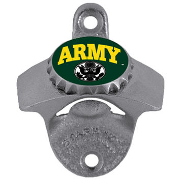 Army Wall Mount Bottle Opener