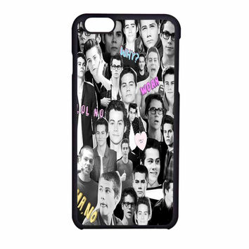 Dylan Obrien Collage 2 iPhone 6 Case